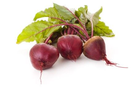 Beets contains: iron, phosphorus, sodium, magnesium, calcium and potassium. Cut the greens off of bunched beets and add them to your favorite stew, salad or stir-fry. They may also be enjoyed on their own lightly steamed or sauted.