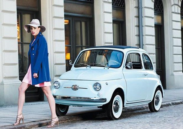 Rinasce in Polonia il mito delle Fiat 500 Anni '60 e '70 © Retroline.pl