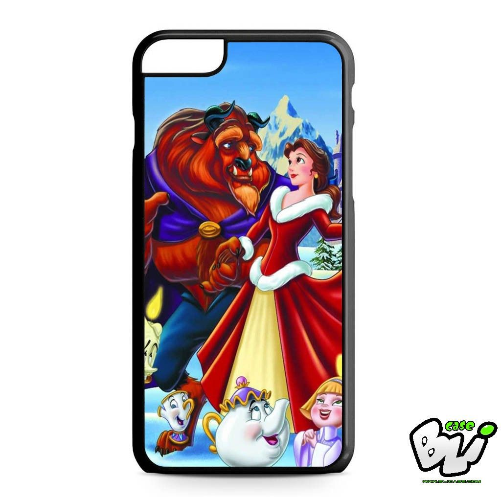 Beauty And The Beast Christmas iPhone 6 [6S] Plus – BLICASE