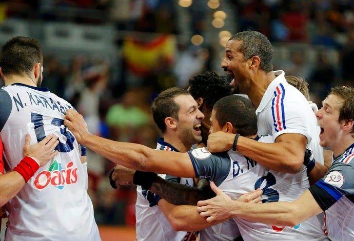 Blog Esportivo do Suíço: França derruba a Espanha e encara o Catar na decisão