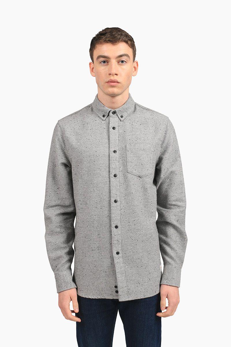 Penfield.com    Mens Ridgley Grey Shirt