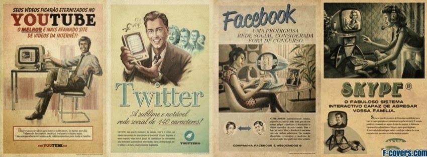 Facebook Covers Vintage