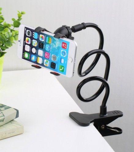 Support Pince Smartphone Flexible Support Pour Téléphone Portable Support Telephone Accessoires De Téléphone