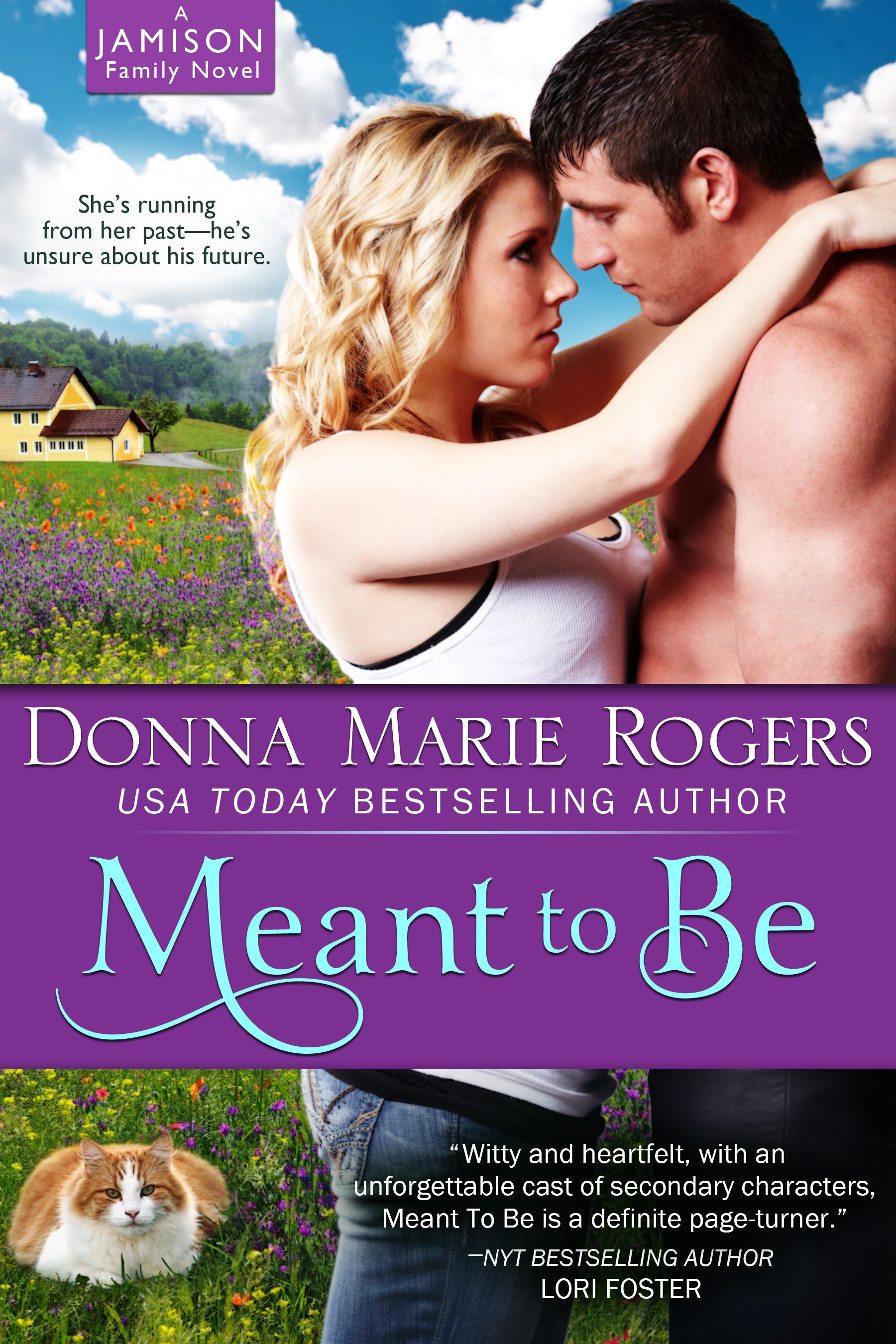 Meant To Be (jamison Family Series, Book 2) By Donna Marie Rogers