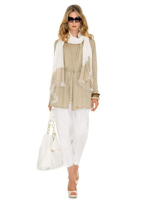 Abbigliamento Primavera Estate 2015 Catalogo Luisa Spagnoli