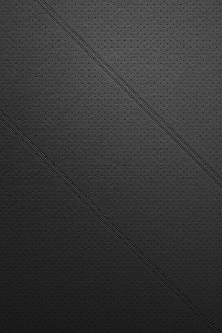 Stitched Perforated Leather Texture Iphone 5 Wallpaper