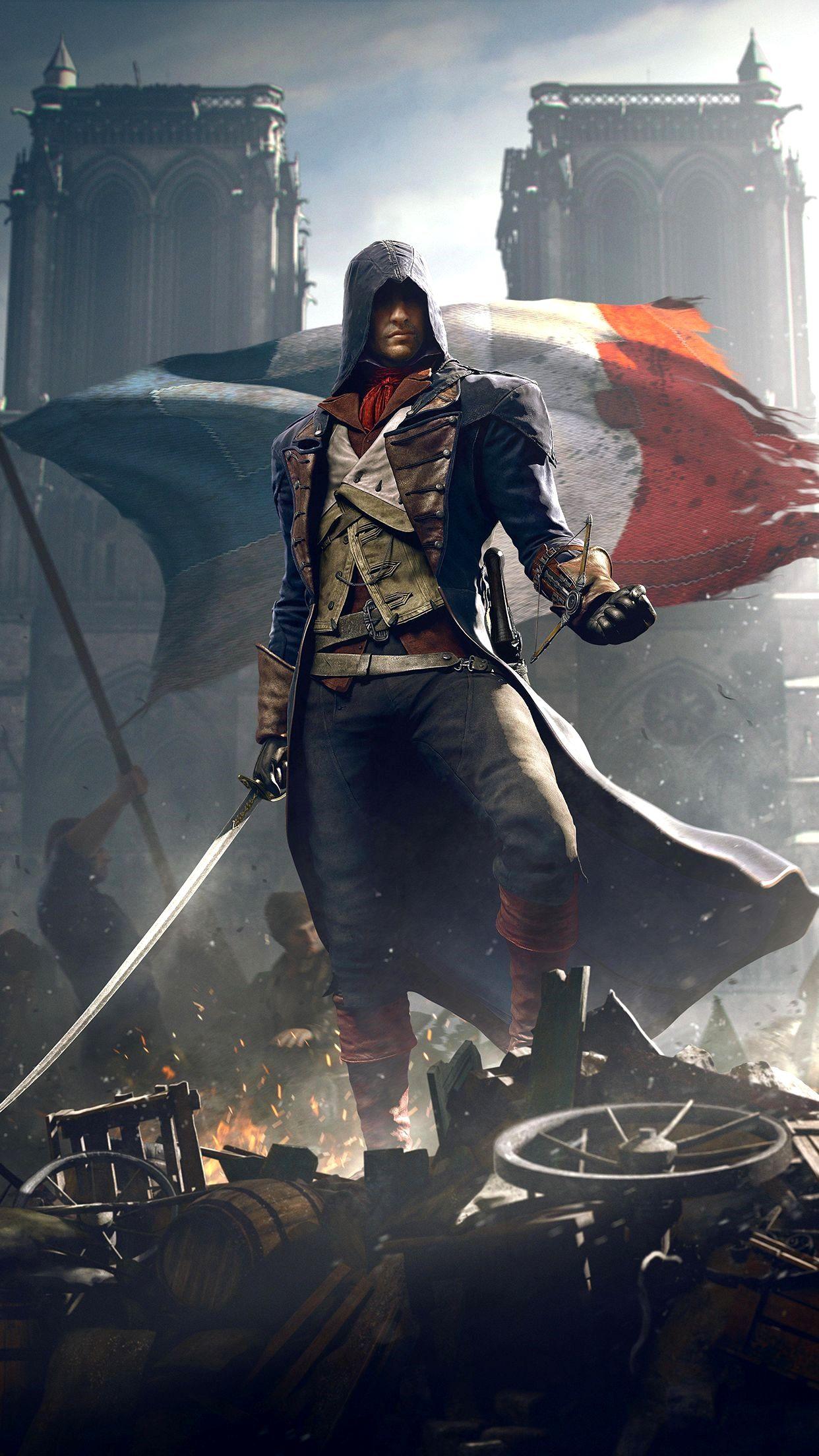 Assassin's Creed Wallpaper Phone 4K Gallery Check more at