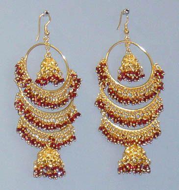 Indian jewelry indian jewellery bali chandelier earrings silver indian jewelry indian jewellery bali chandelier earrings silver earrings indian aloadofball Choice Image