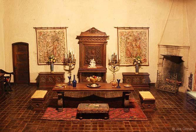 Italian Dining Room C1500 Phoenix Art Museum