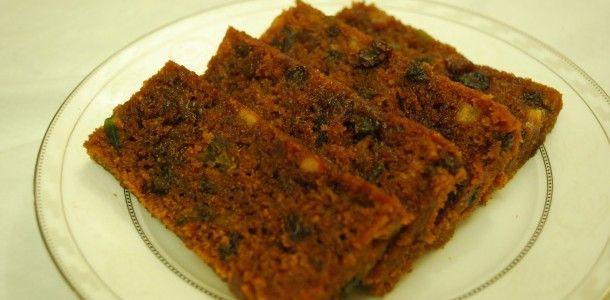 Kek Buah Kukus Resepi Mudah Dan Ringkas Of Flour Cake