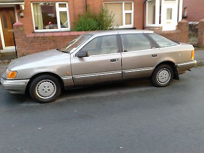 Ford Granada Scorpio 2 9 Auto Used One Of These In Late 70 S Early