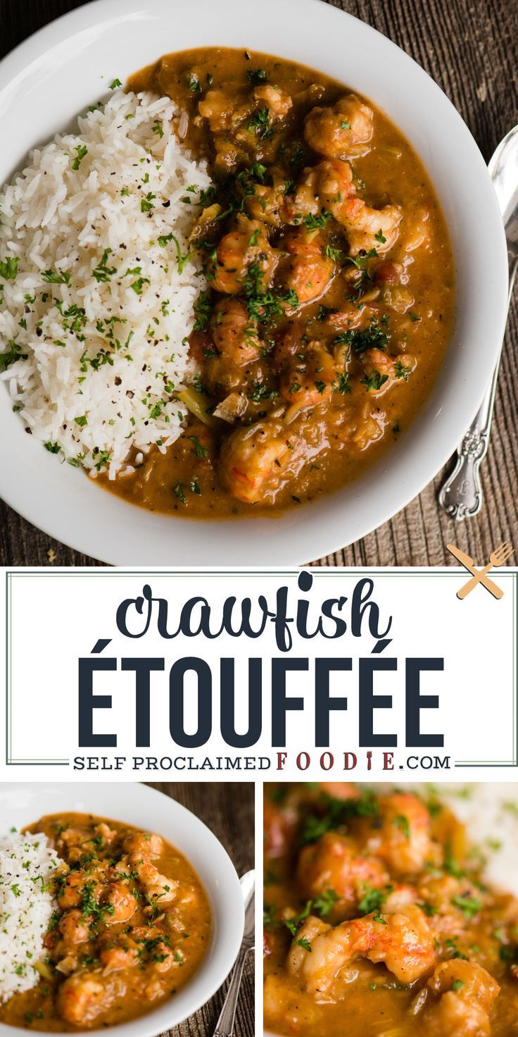 Photo of CRAWFISH ÉTOUFFÉE