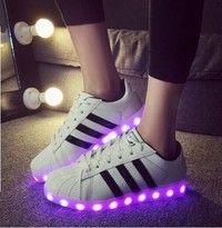 adidas chaussure a led