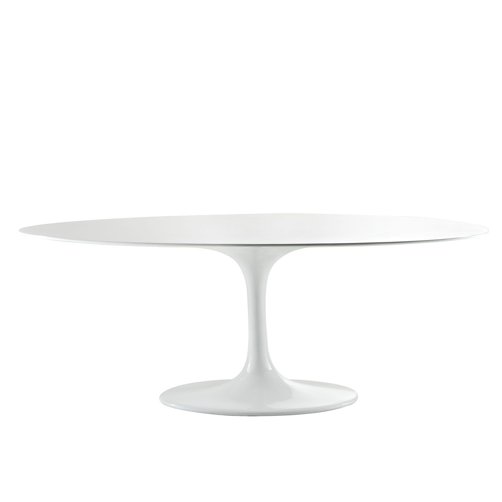 white oval table beautifully simple house ideas pinterest