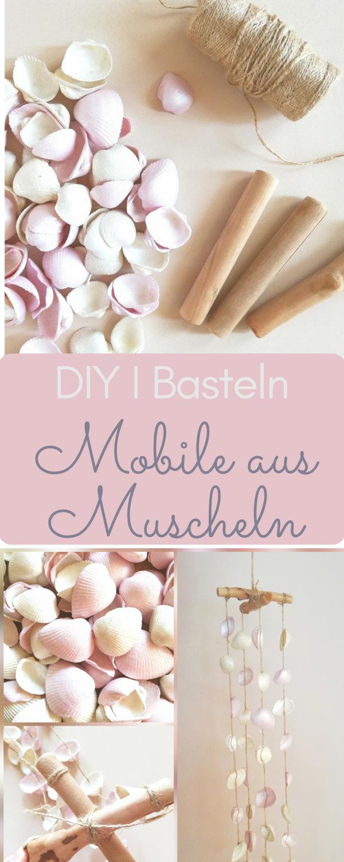 Photo of Windspiel aus Muscheln und Treibholz basteln / DIY – Lenibel.de
