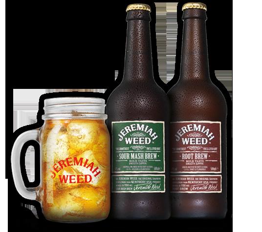 Jeremiah Weed Brew