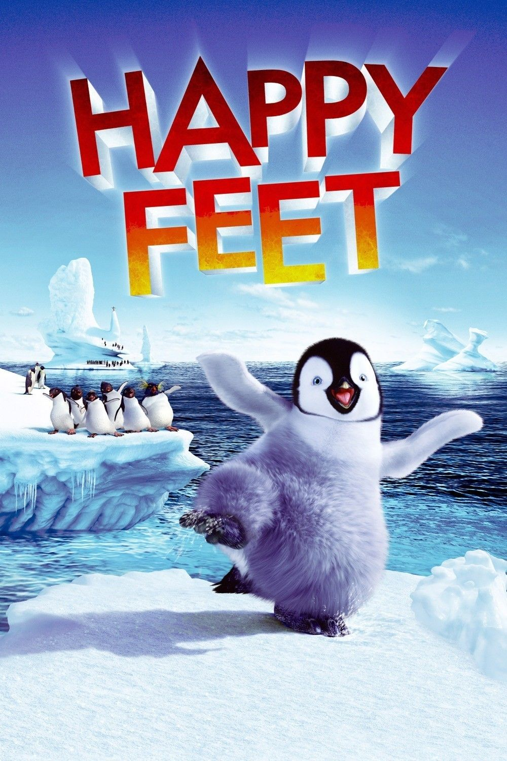 Happy Feet: | happy feet | Pinterest | Movie, Films and Fiction
