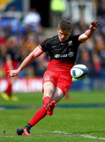 Owen Farrell Photos Photos Saracens V Wasps European Rugby Champions Cup Semi Final Rugby Rugby Union Rugby League