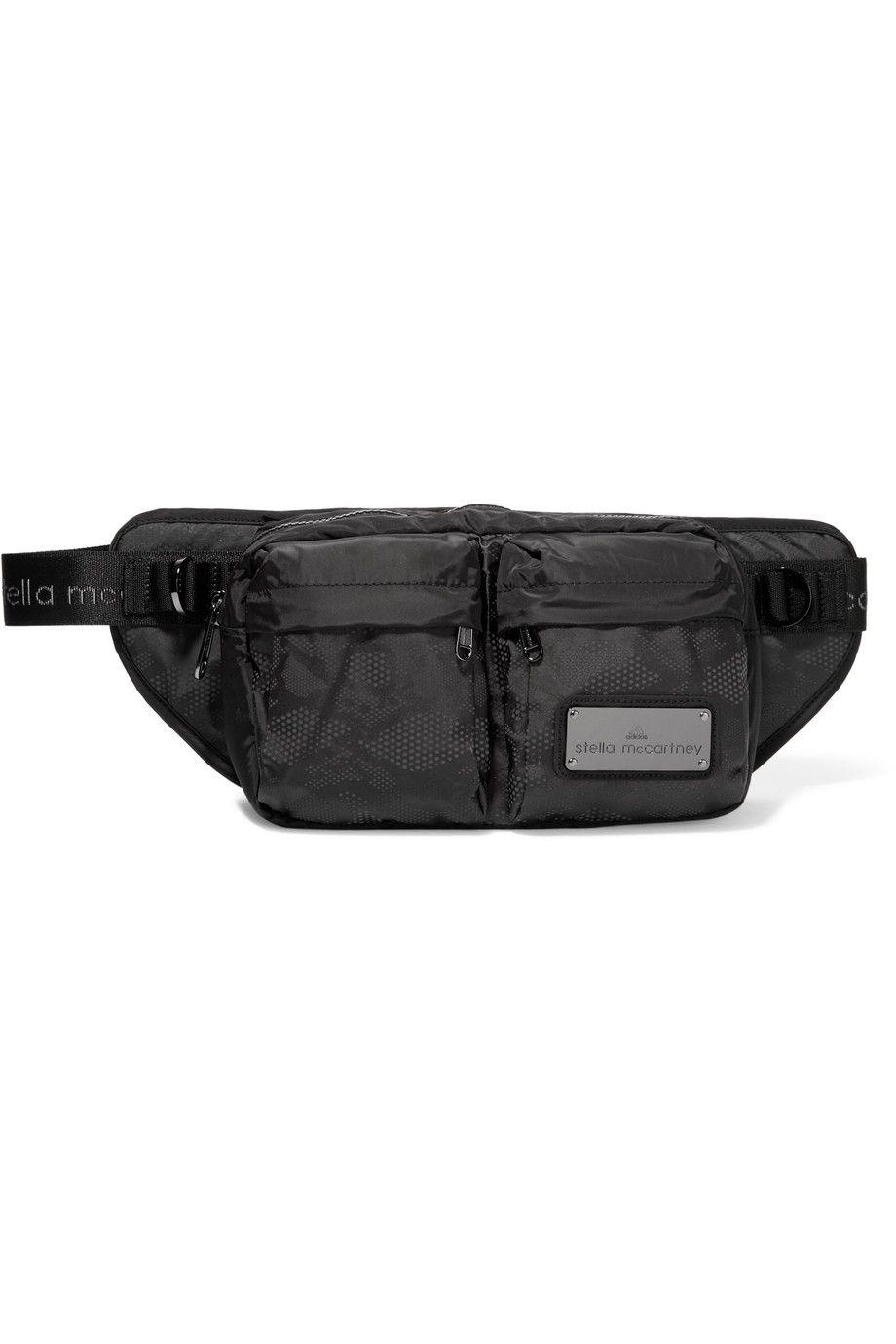 8aabe3b553 ADIDAS BY STELLA MCCARTNEY Printed Shell Belt Bag.  adidasbystellamccartney   bags  belt bags