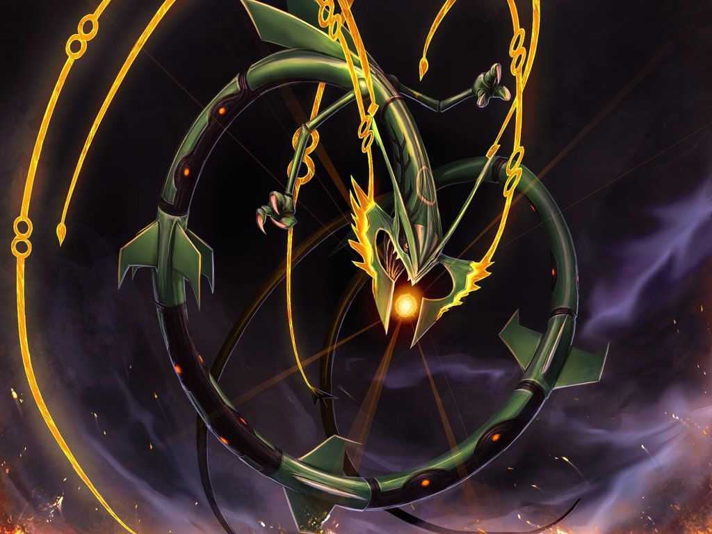Things Just Got Mega By Tapwing On Deviantart Pokemon Rayquaza Rayquaza Wallpaper Pokemon Dragon