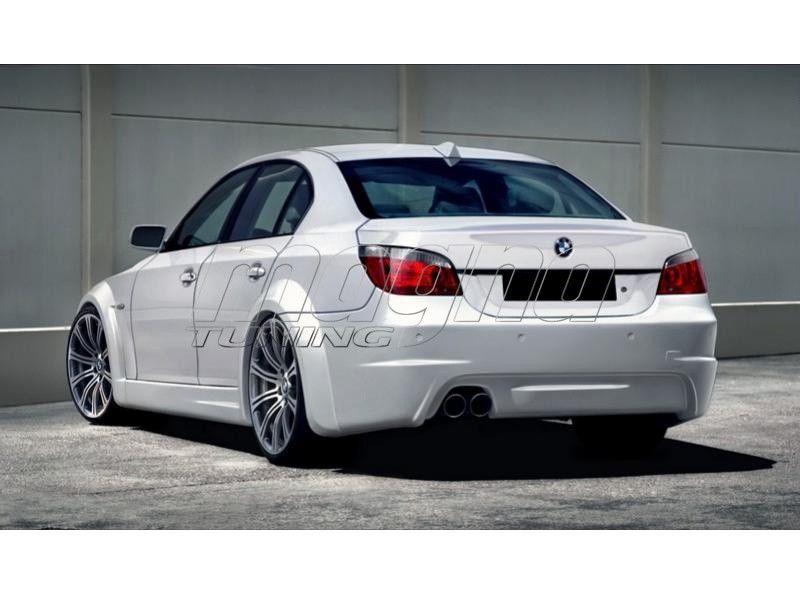BMW E60 Katana Wide Body Kit | BMW | Wide body kits, Bmw e60, Wide body