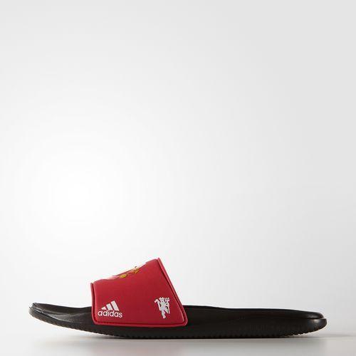 adidas Carozoon Manchester United FC Slides - Red | adidas UK