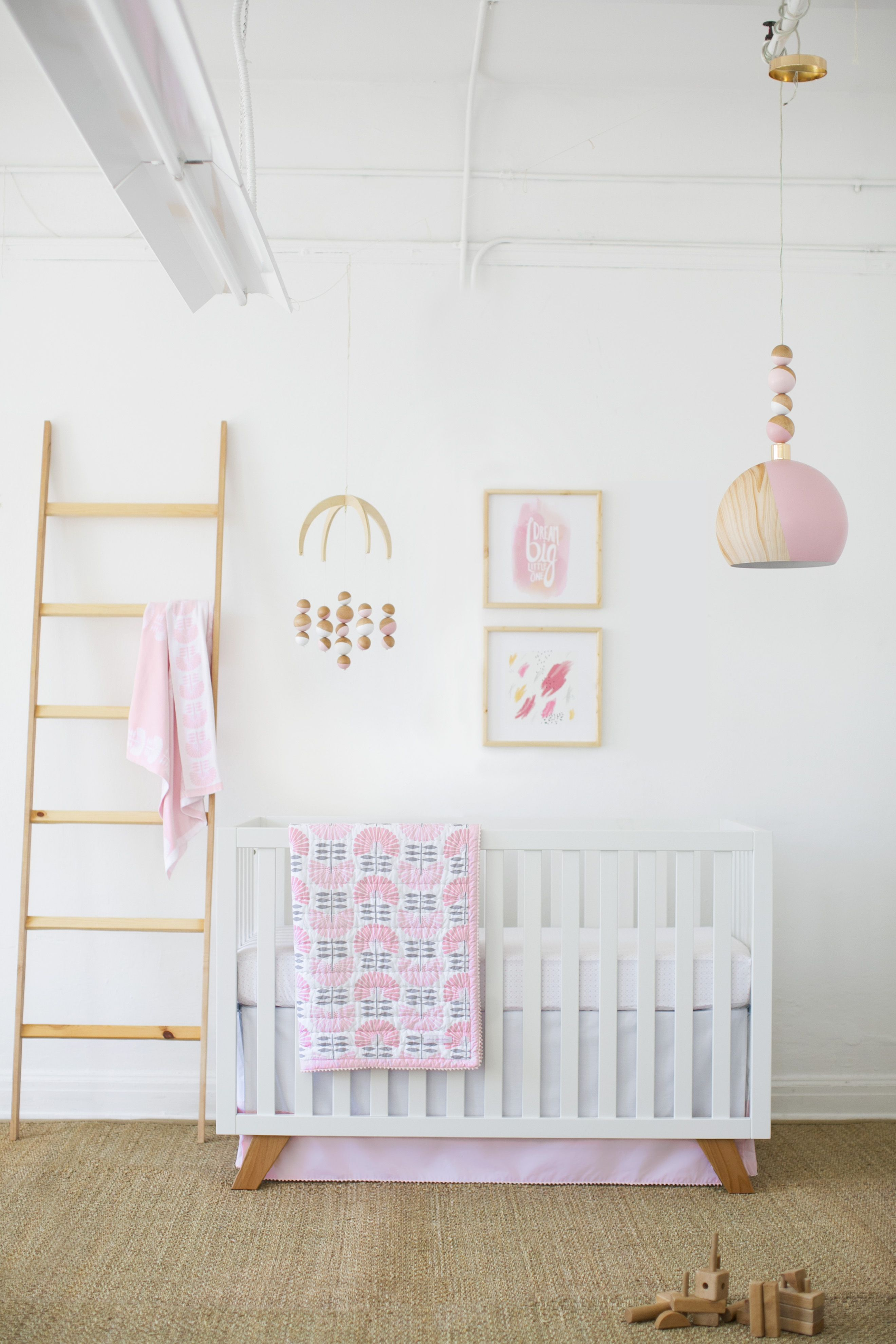 Wow! @ppbbaby's new nursery decor line hits it out of the park with sweet patterns and mid-century-inspired decor! Enter to win the whole collection. #PNpartner