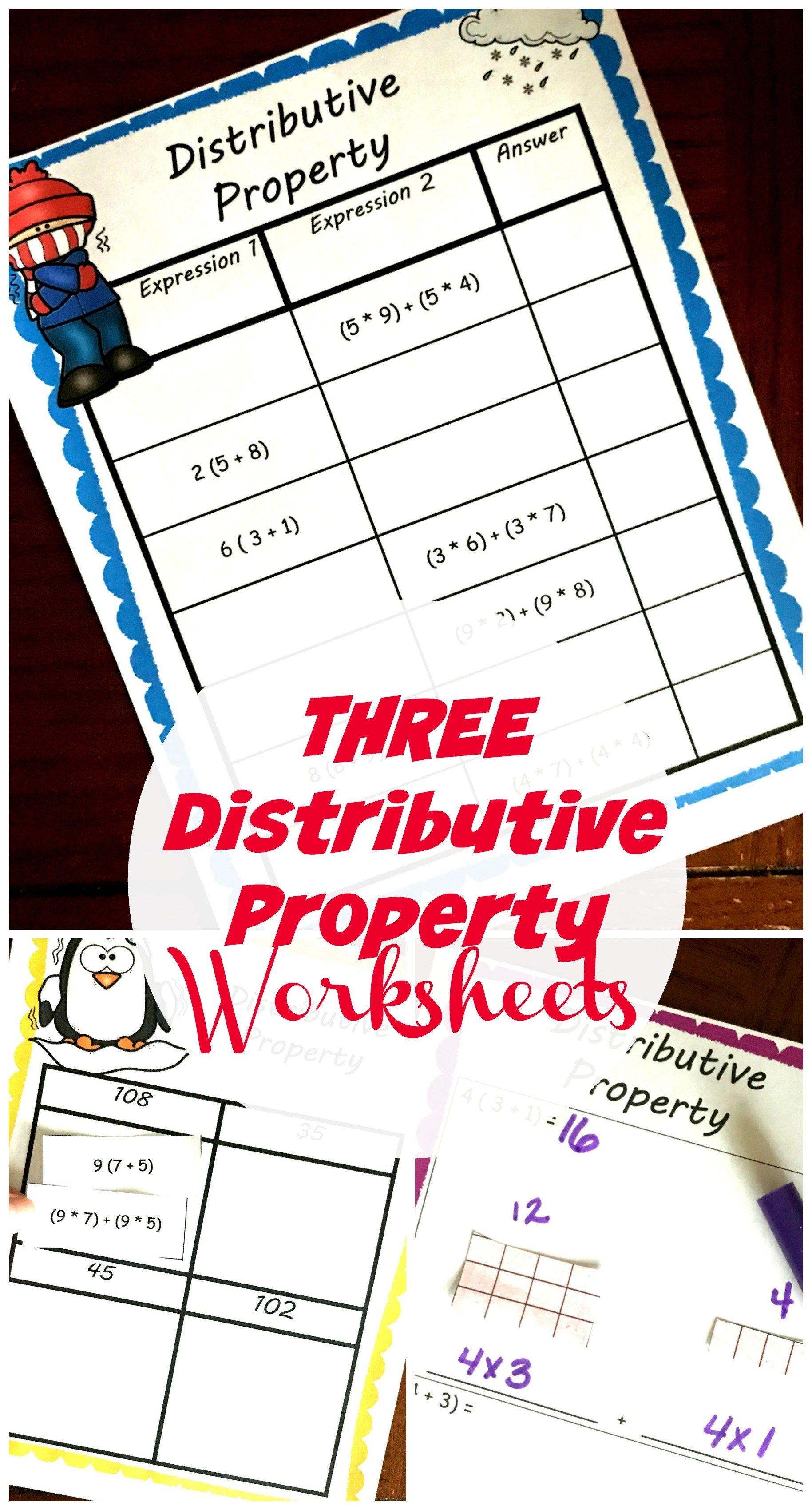 22+ Glamorous properties of multiplication worksheets Useful