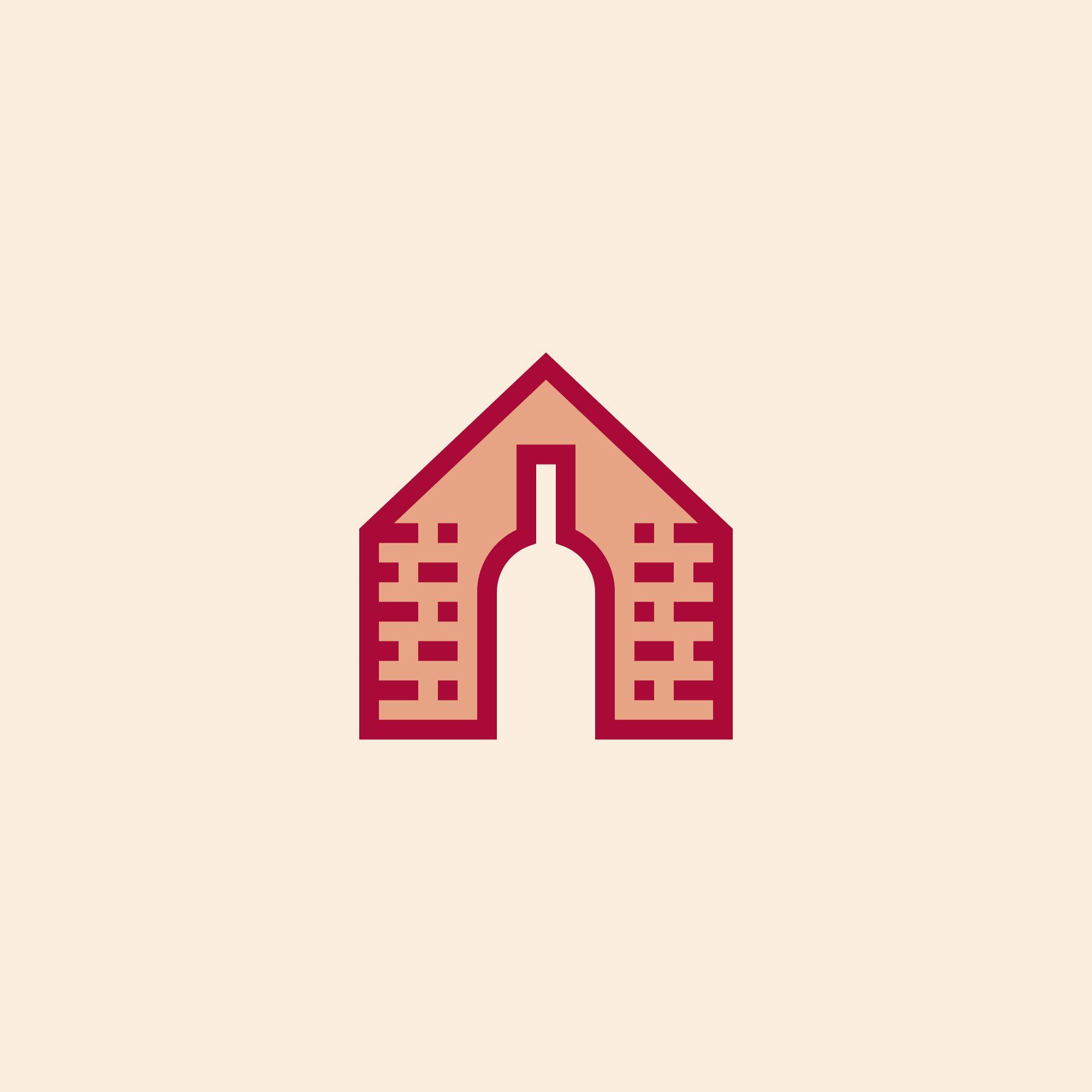 Wine Cellar Logo Wine Home Logo Wine House Logo Wine Shop Logo Exclusive Logo Home Logo Flat Logo Design Wine House