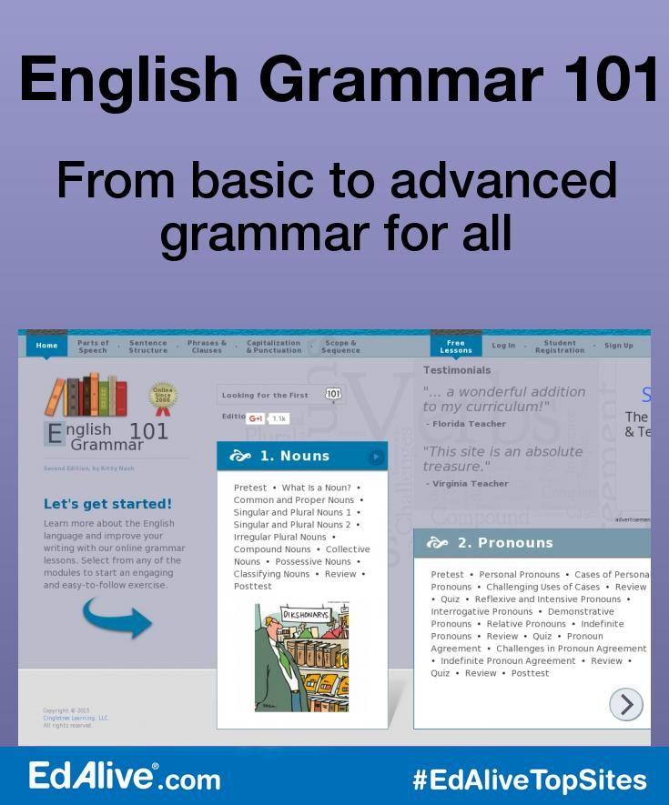 Easy More Comprehensive: English Grammar, Advanced Grammar
