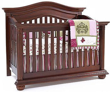 Baby Cache Heritage Lifetime Convertible Crib Cherry 549 99 Toys R Us Has A Great Selection Best Baby Cribs Baby Cache Cribs