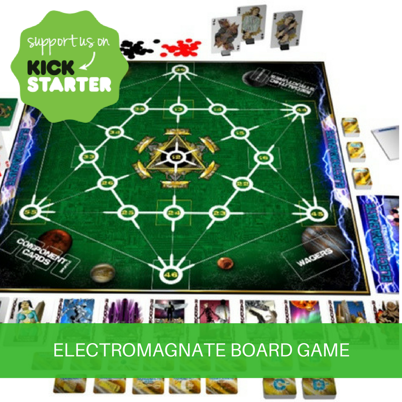 Electromagnate The euphoria you experience when playing