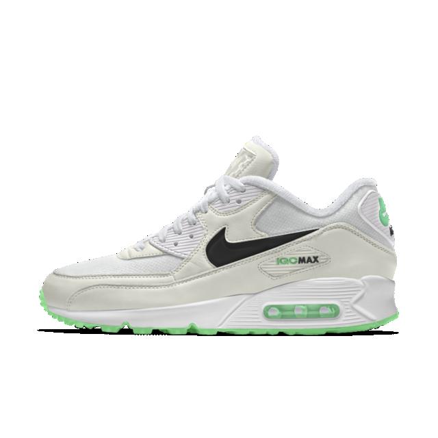 The Nike Air Max 90 Premium By You Custom Shoe | ART in 2019