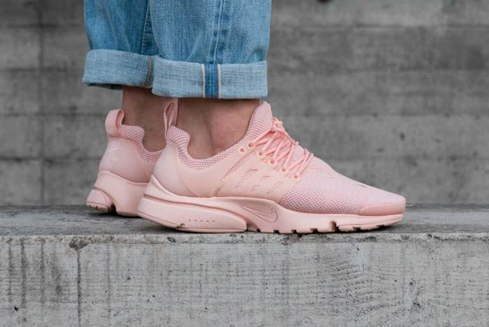813dbb7eac5b The Nike Air Presto Ultra Breathe in tonal  Arctic Orange  is a prime  example of super-cool heat for your feet.