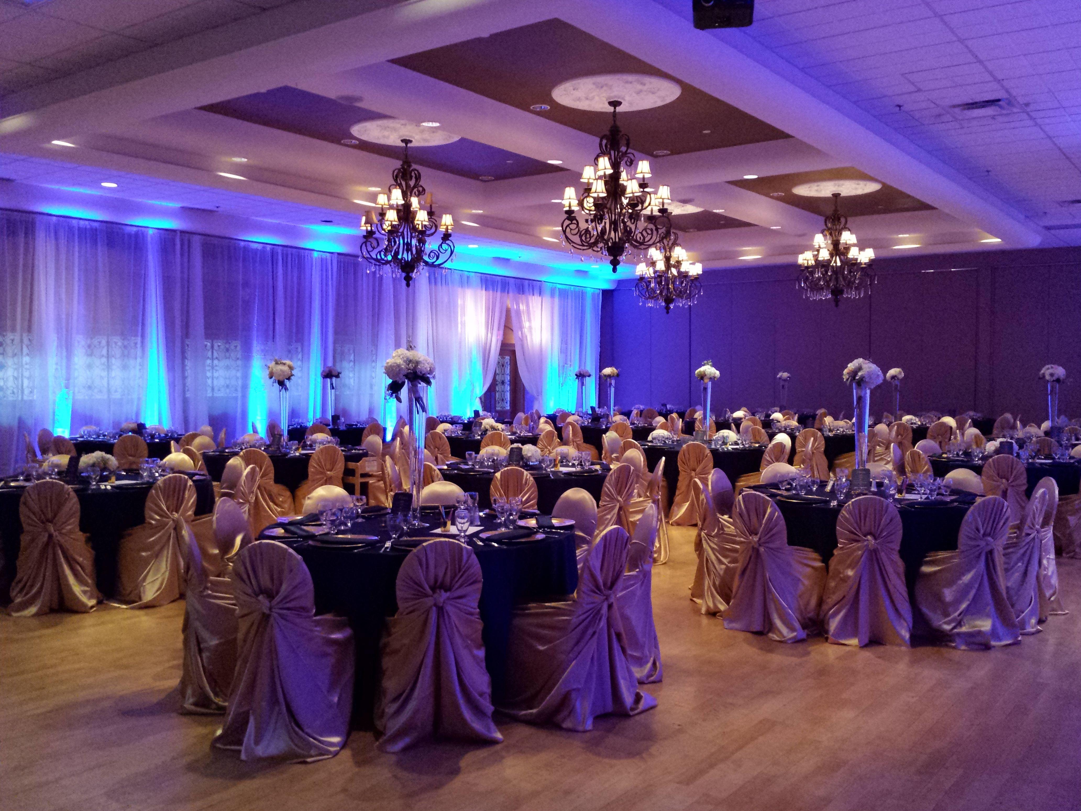 Story Weddings & Events wedding reception decor edmonton yeg