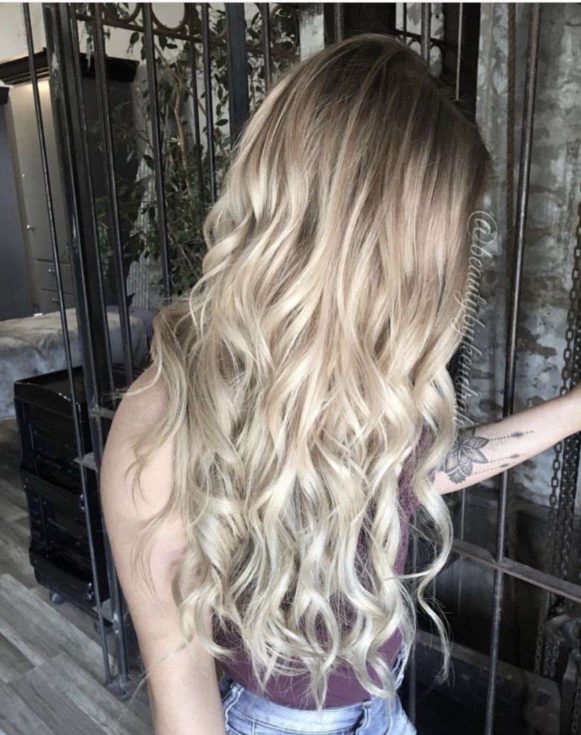 Glam Seamless Hair Extensions By Beautybykendrah 2018 Glow Up