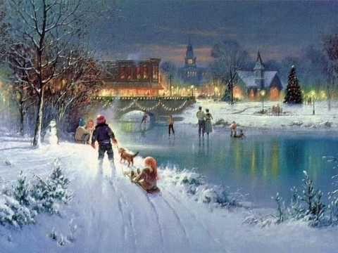 Snow Waltz - André Rieu - YouTube
