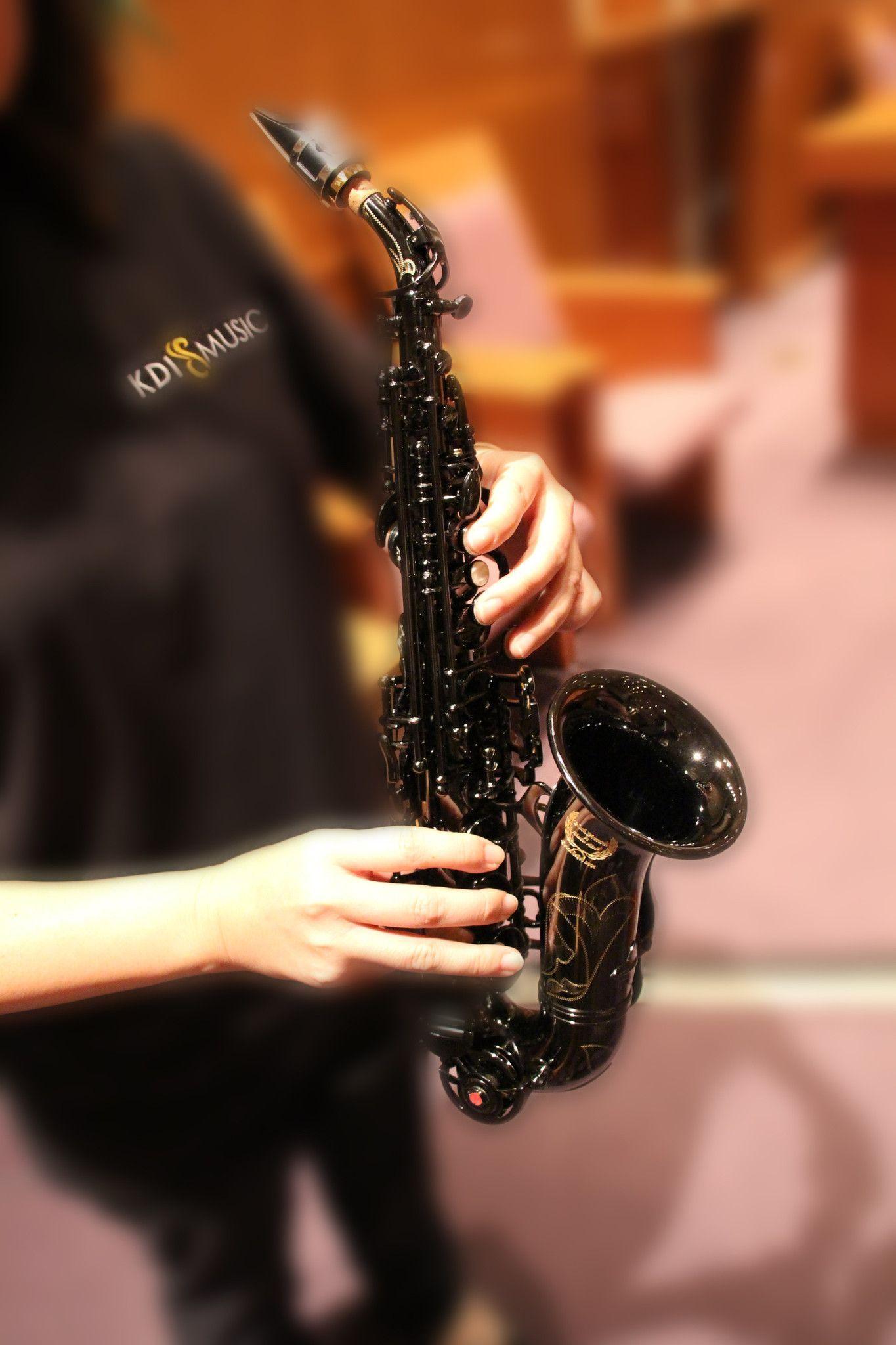Black Diamond Professional Curved Soprano Saxophone in 2019