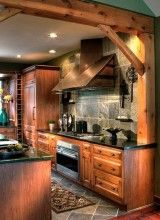 40 Rustic Kitchen Designs to Bring Country Life