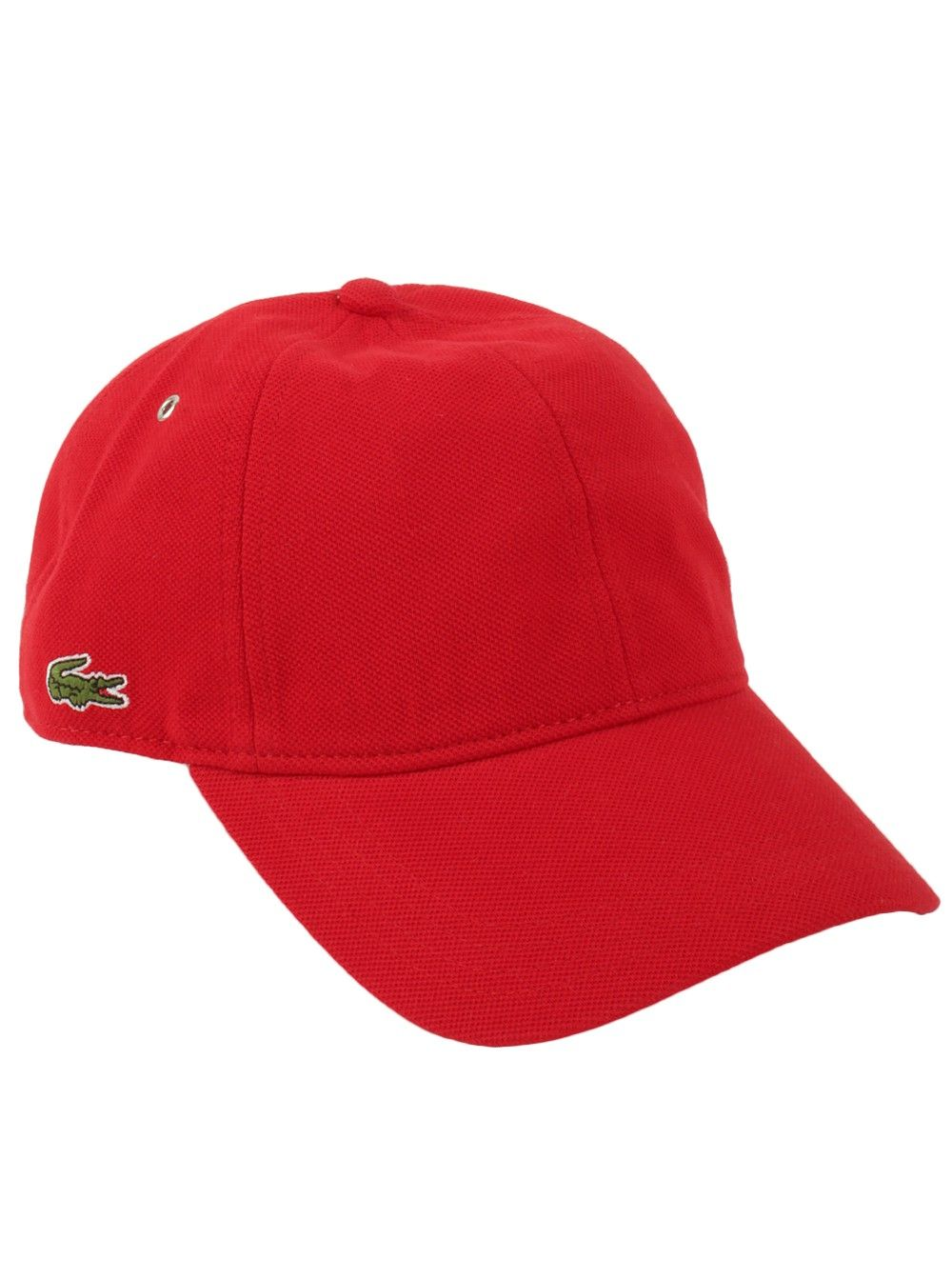 f61d7f4140e60 Lacoste® Men s Cap in Red