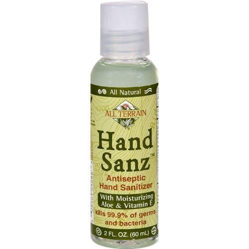 All Terrain Antiseptic Hand Sanitizer With Aloe And Vitamin E 2