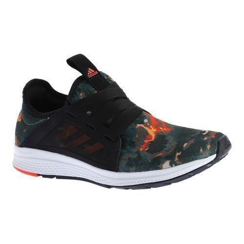 le adidas edge lux scarpa da corsa, nucleo / energy / ftwr bianco