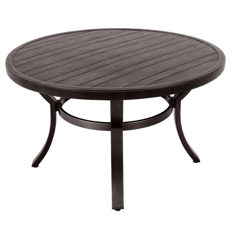 Landwehr Metal Coffee Table Metal Dining Table Coffee Table Coffee Table Wayfair