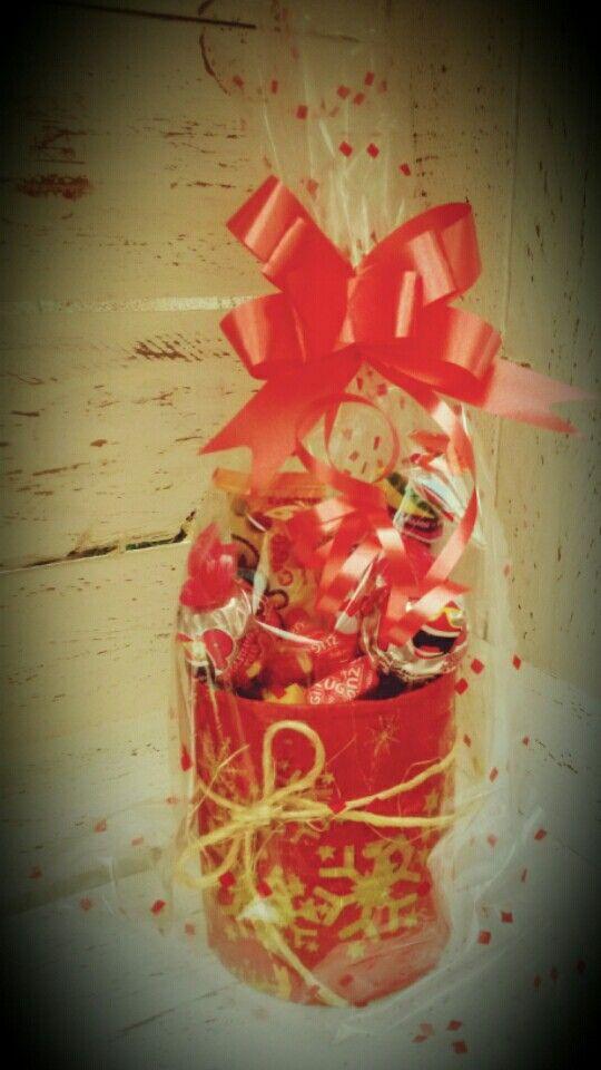 Latita Dulce de Navidad