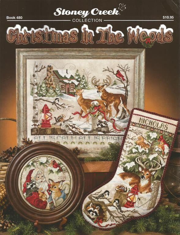"""STONEY CREEK COLLECTION """"Christmas In The Woods ..."""