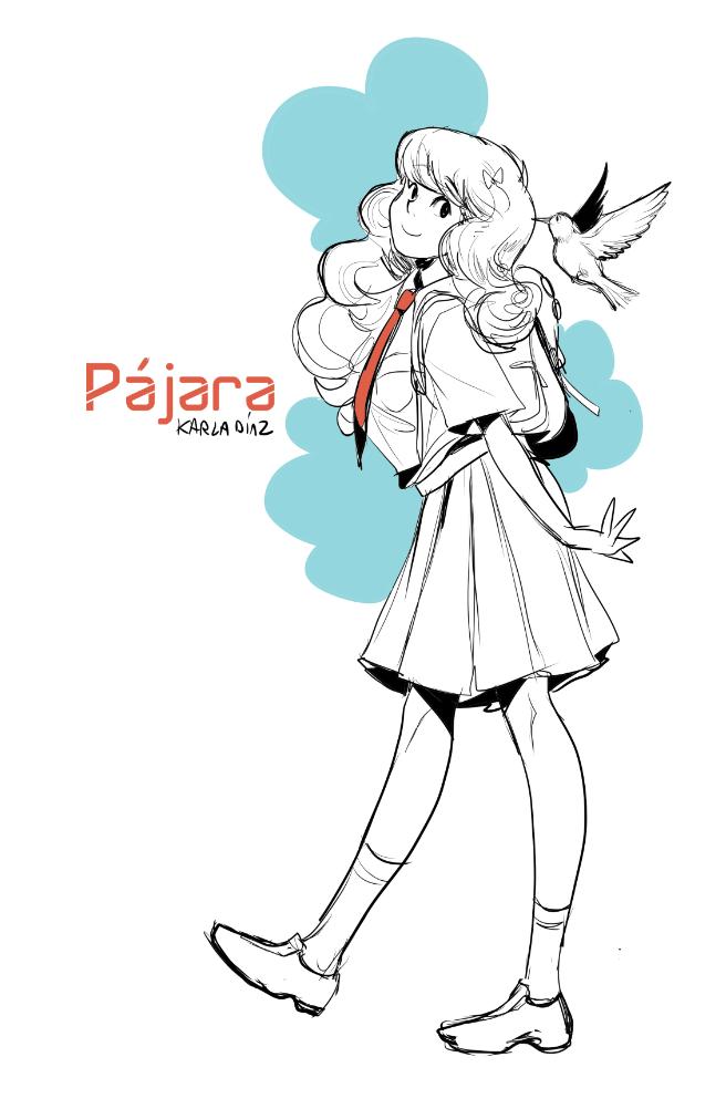 Pajara by KarlaDiazC.deviantart.com on @DeviantArt