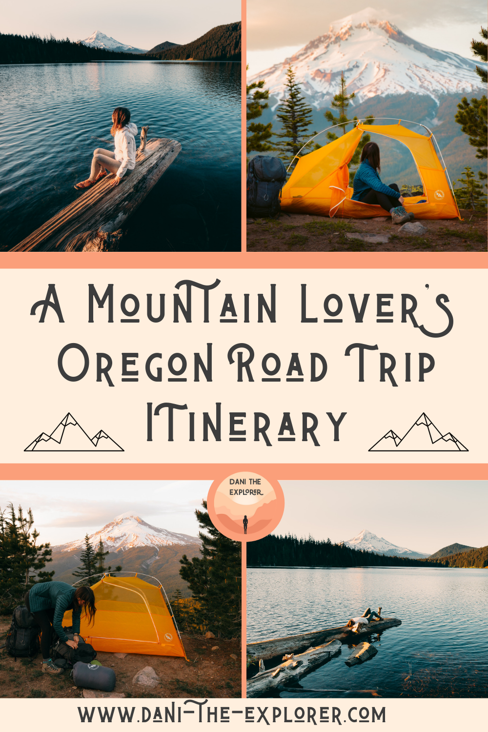 Oregon Road Trip Itinerary for Hikers & Adventure Lovers