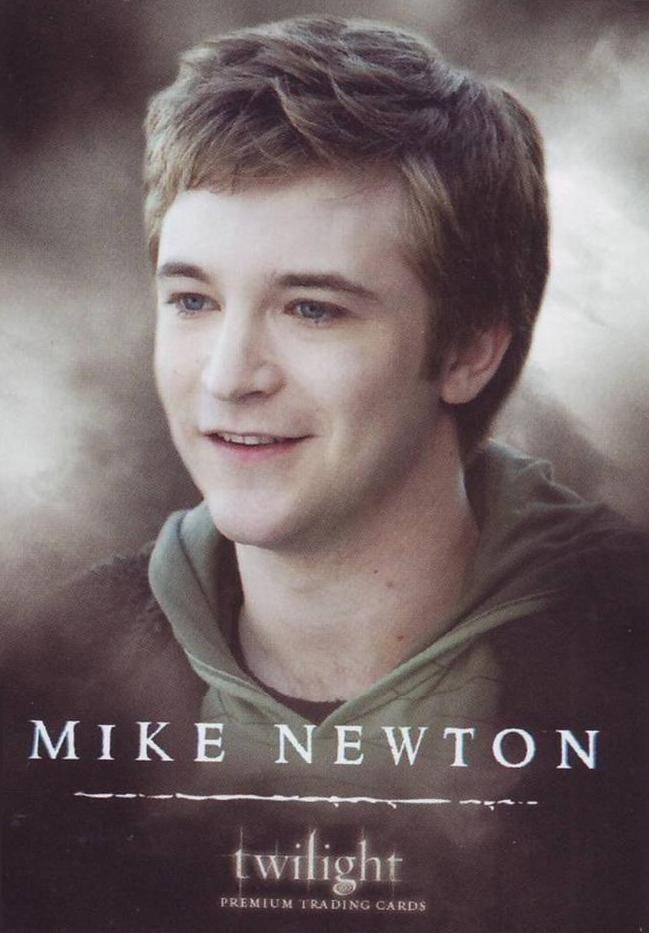 #TwilightSaga #Twilight - Mike Newton #16
