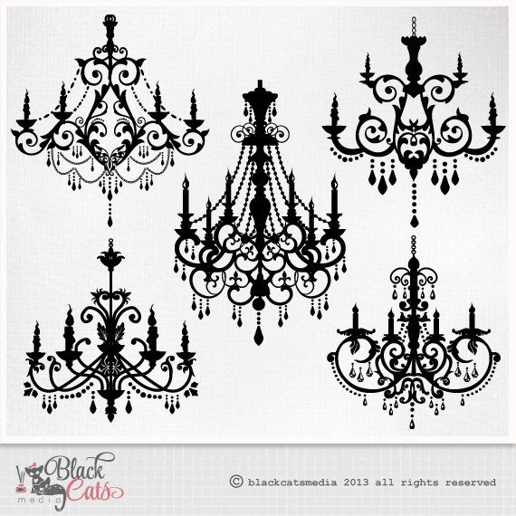 Chandelier clipart baroque ornamental decorative eps png and psd chandelier clipart baroque ornamental decorative eps png and psd files instant download highly detailed aloadofball Image collections