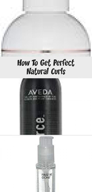 Wie man perfekte natürliche Locken erhält, #Curls #natural #perfect #professionalhairstylecurly
